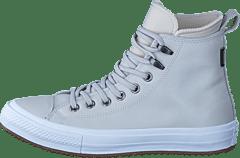 Høye Sneakers, Hvit, Dame Nordens største utvalg av sko