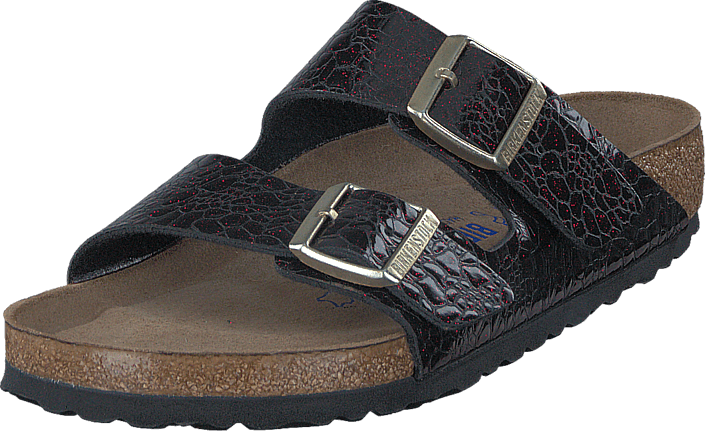 Birkenstock - Arizona Regular Birkoflor Myda wine