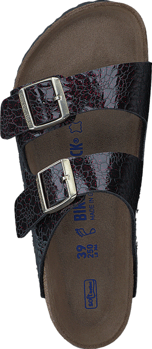 Birkenstock - Arizona Regular Birkoflor Myda wine