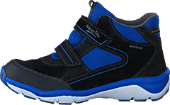 Sport5 mid GORE-TEX® Black/Blue