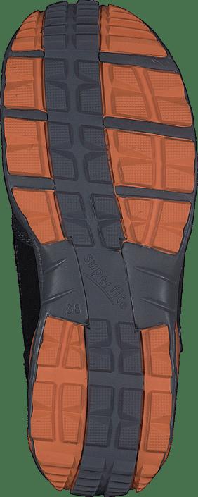 Buy Superfit Culusuk GORE-TEX® Black Orange black Shoes Online ... ca6c7e9ebf968