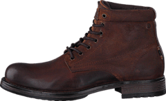 Justin Combo Leather Brown Stone