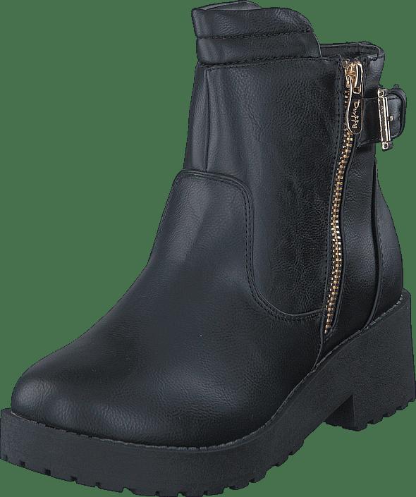 Duffy 86 63001 svart gråa Skor Online