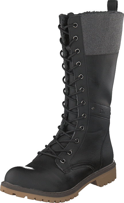 Online Sorte 06380 Black Duffy Sko 98 Kjøp Highboots cWnxYa88