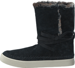 Toms - Vista Black Waterproof Faux Fur bda3778aca