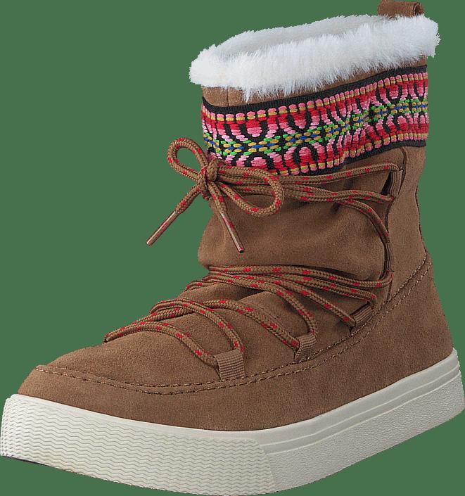 Toms - Alpine Toffee/Waterproof/Tribal