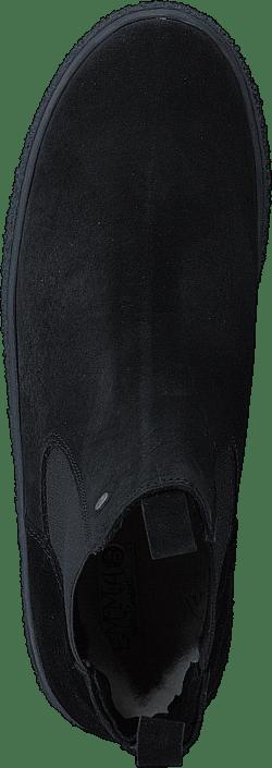 Boots Black Suede Emma 2059 495 Lining Kjøp Sko Wool Sorte Online WPSvqHxw