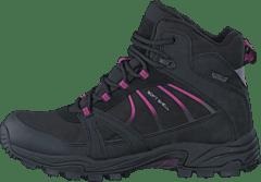 Polecat - 430-4401 Waterproof Warm Lined Black Fuchsia ICE-Tech Studs 7cce5324c9