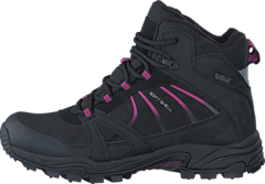 430-4401 Waterproof Warm Lined Black/Fuchsia ICE-Tech Studs