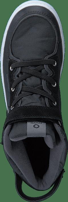 Footi - Temple Warm Black/White