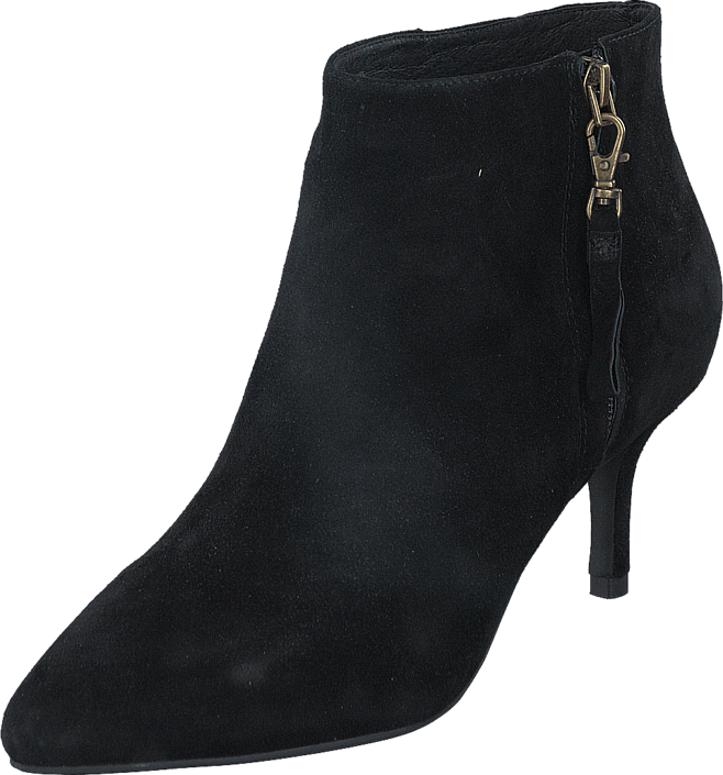 3f8739c876ee Køb Shoe The Bear Agnete Gold S Black sorte Sko Online