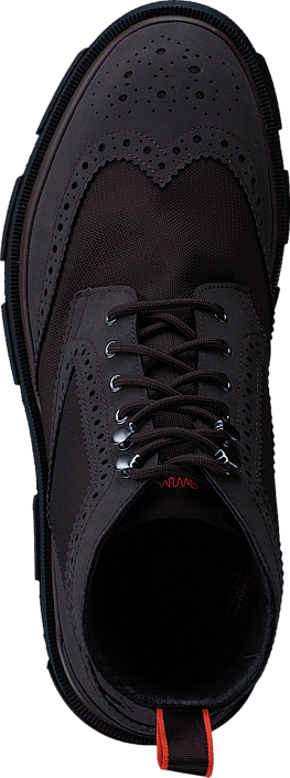 Swims - Storm Brogue High Waterproof Brown/Black