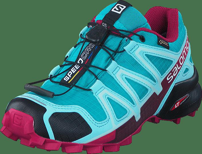 Speedcross 4 GTX® W Ceramic/Ablue/Sangria