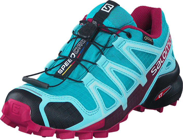 Speedcross 4 GTX® W Ceramic/Ablue/Sangria