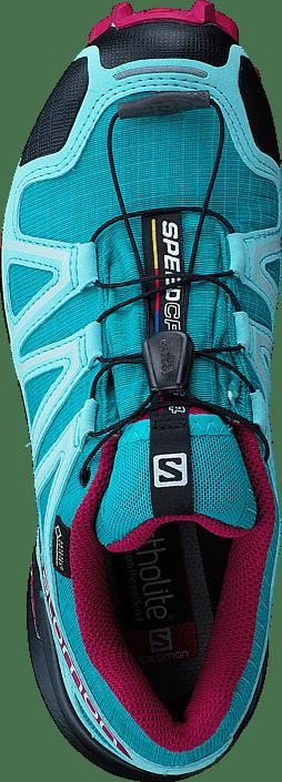 Salomon - Speedcross 4 GTX® W Ceramic/Ablue/Sangria