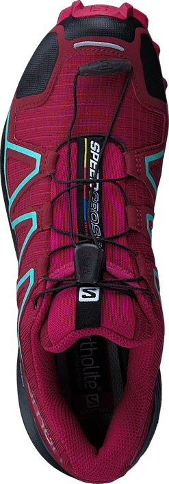 Salomon - Speedcross 4 W Tibetan Red/Sangria/Black