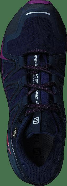 Kjøp Salomon Speedcross Vario 2 Gtx® W Astral Aura/navy Blazer/grape Sko Online