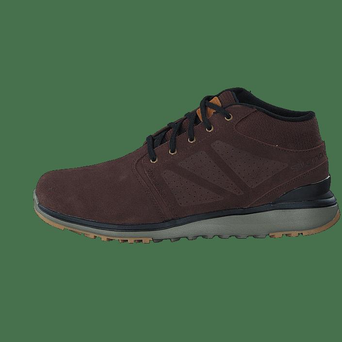 Sportsko Trophy black Sneakers Køb Ts Sorte 60022 Tita Online 75 Brown Utility Og Sko Wr Salomon dark Chukka UwxR0xZn1