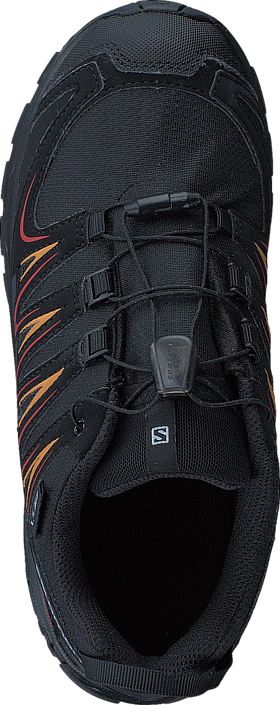 Salomon - Xa Pro 3D Cswp J Black/Black/Fiery Red