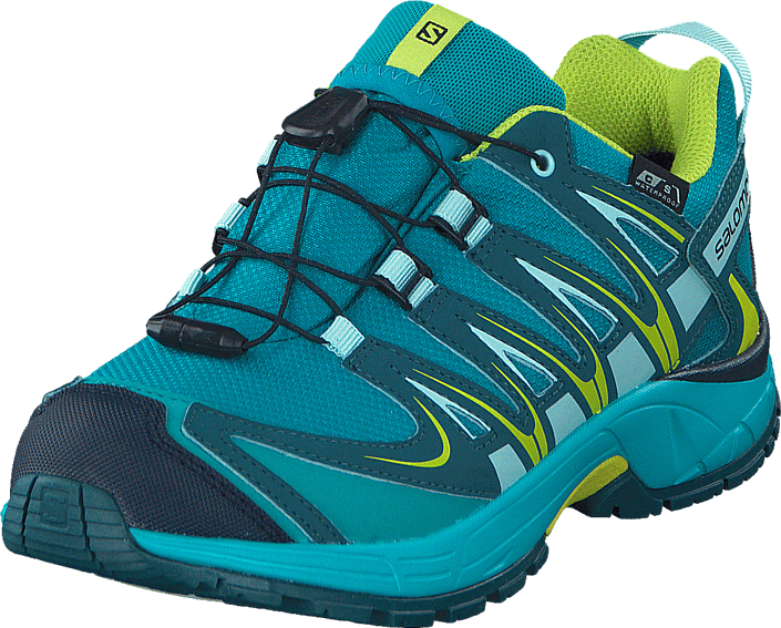 3af06e837568 Buy Salomon Xa Pro 3D Cswp J Deep Peacock Blue Ceramic Lime ...