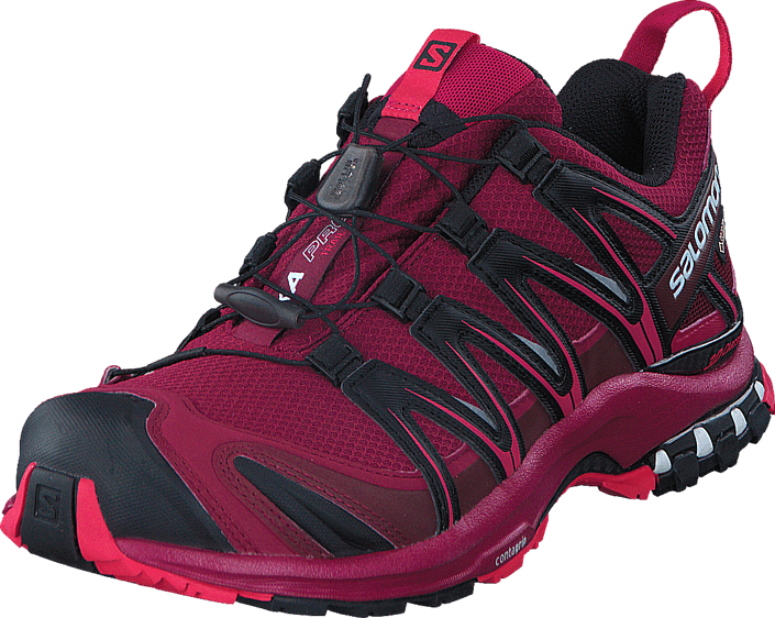 42f78f2cd4e1b Buy Salomon Xa Pro 3D GTX® W Beet Red/Sangria/Black pink Shoes ...