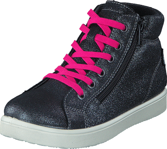 Gulliver - 414-0101 Waterproof Black/Fuchsia