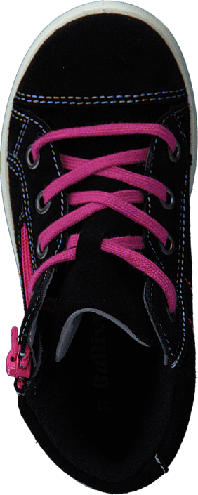 Gulliver - 414-3401 Waterproof Black/Fuchsia