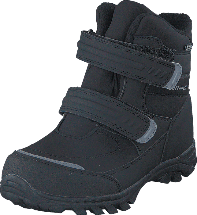 Gulliver - 435-6608 Waterproof Warm Lined Black