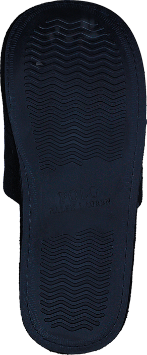 Polo Ralph Lauren - Sunday Scuff Navy Microsuede