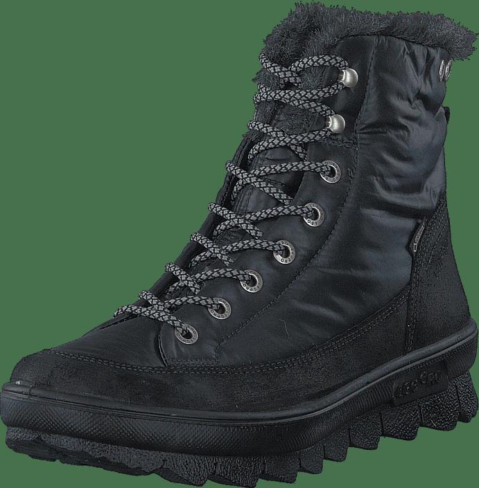 Legero - Novara GORE-TEX® Black Combi