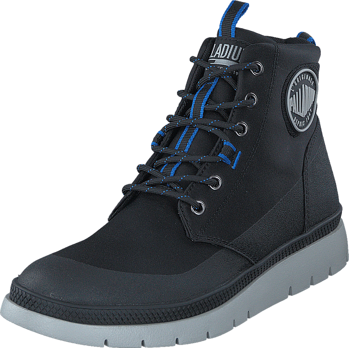 Palladium - Pallasider Coated Mid Black