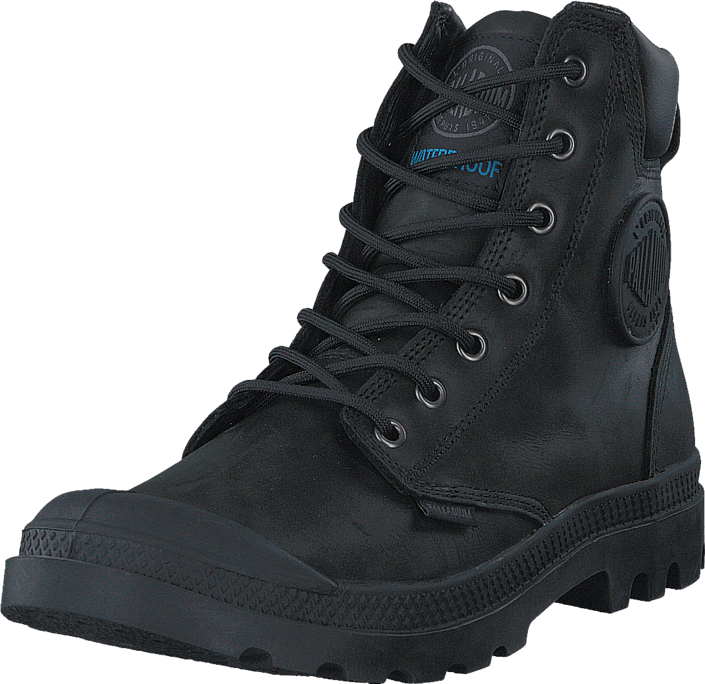 Palladium - Pampa Sport Cuff WP LUX Black