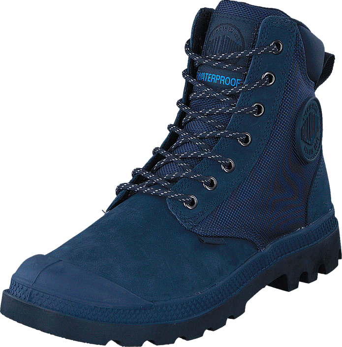 Palladium - Pampa Sport Cuff WPN Dark Denim