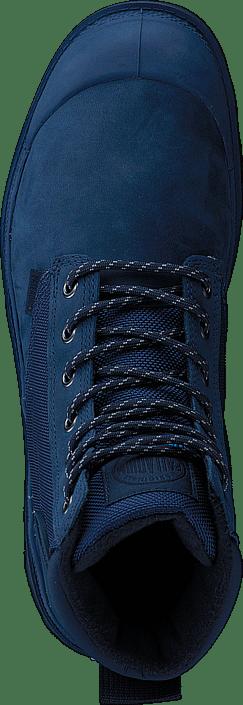 Sko Denim Støvler Online Sport Og Pampa 32 Blå Wpn 60024 Dark Cuff Boots Palladium Køb q7Y1nT8w