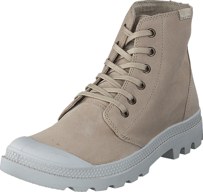 Palladium - Pampa Hi Originale Suede Safari