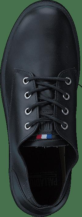 Palladium - Pallabosse Officer LO Black
