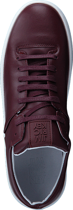 Jim Rickey - Cloud Fat Leather Bordeaux