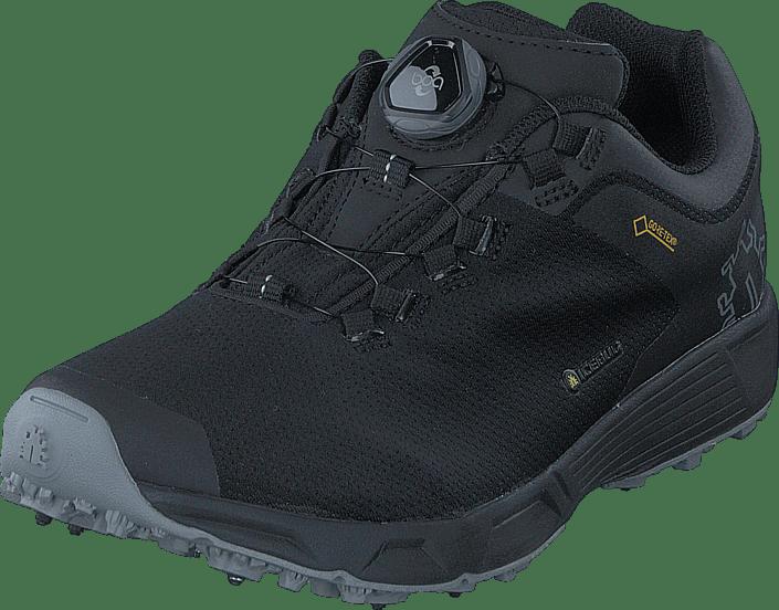 DTS3 W BUGrip® GTX Carbon/Black
