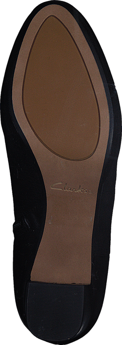 Clarks - Kelda Nights Black Combi Lea