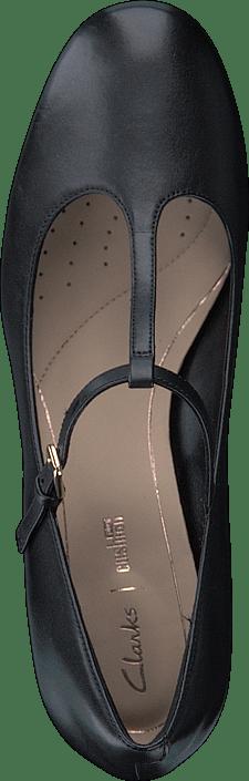 Online Sorte Pumps Leather Sko Black Og Clarks Orabella 47 Fern Køb Højhælede 60025 0pgHqwOX