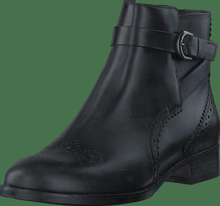Netley Olivia Black Leather