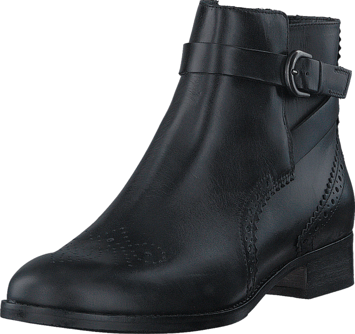 Clarks - Netley Olivia Black Leather