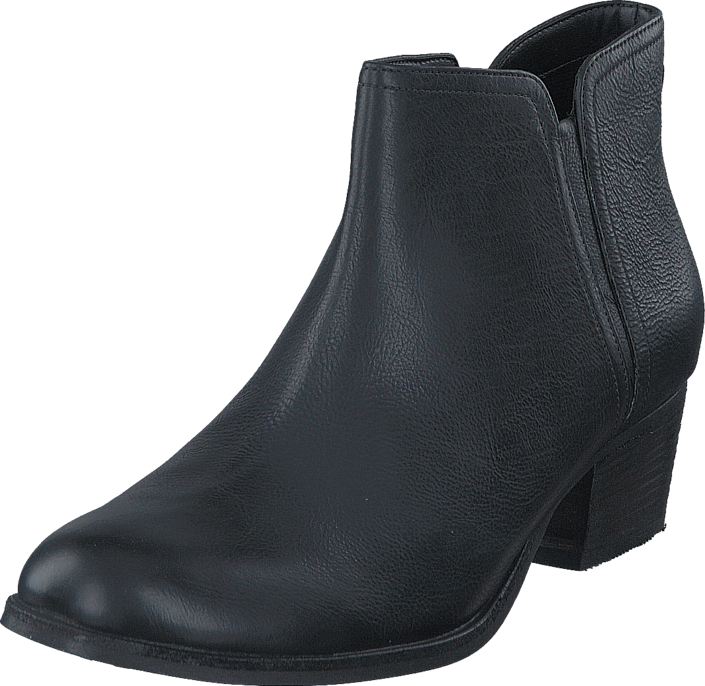 Clarks - Maypearl Ramie Black Leather