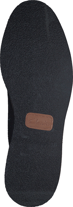 Clarks - Zante Zara Black Leather