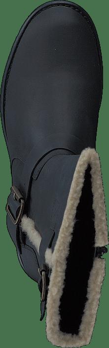 Clarks - Orinoco Art Black Leather