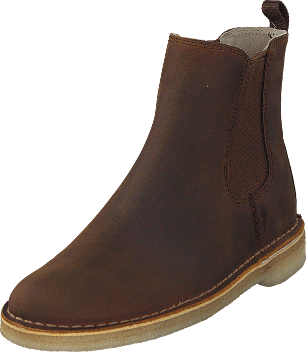 Online Boots Clarks Kjøp Brune Desert Beeswax Peak Sko AYW1Hfqx