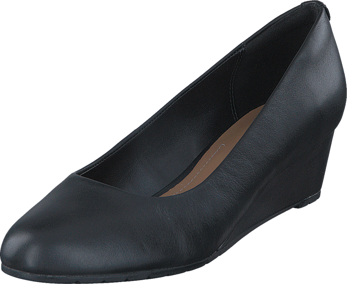 Clarks - Vendra Bloom Black Leather