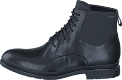 LondonPace GTX Black Leather