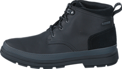 RushwayMid GTX Black Leather