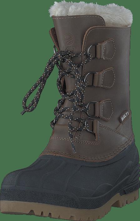 Osta Halti Valla Snowboot Brown ruskeat Kengät Online  c746768670